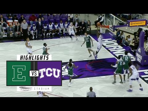 Eastern Michigan vs. TCU Basketball Highlights (2018-19)   Stadium
