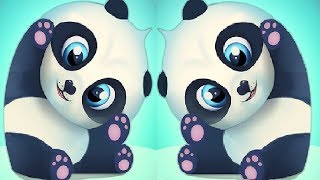 Pu the Panda - Virtual pet Fun Care Games For Kids - Android Gameplay