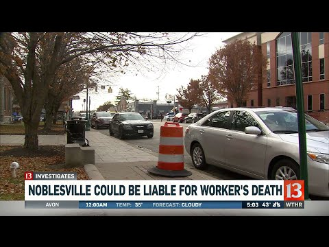 Noblesville worker death