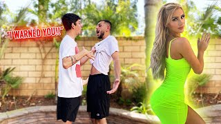 FaZe Rug CAUGHT ME WITH HIS EX-GIRLFRIEND...