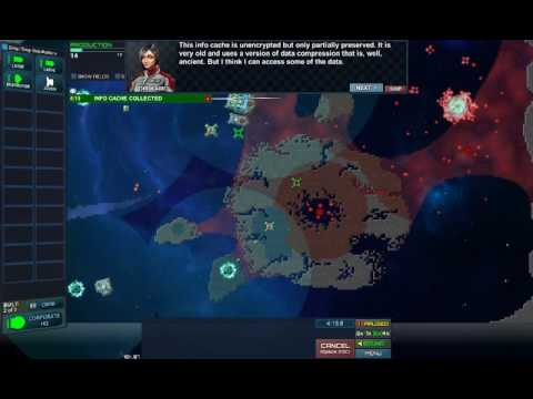 Particle Fleet: Emergence - Destroying the 3rd and the 4th mission (strategy)