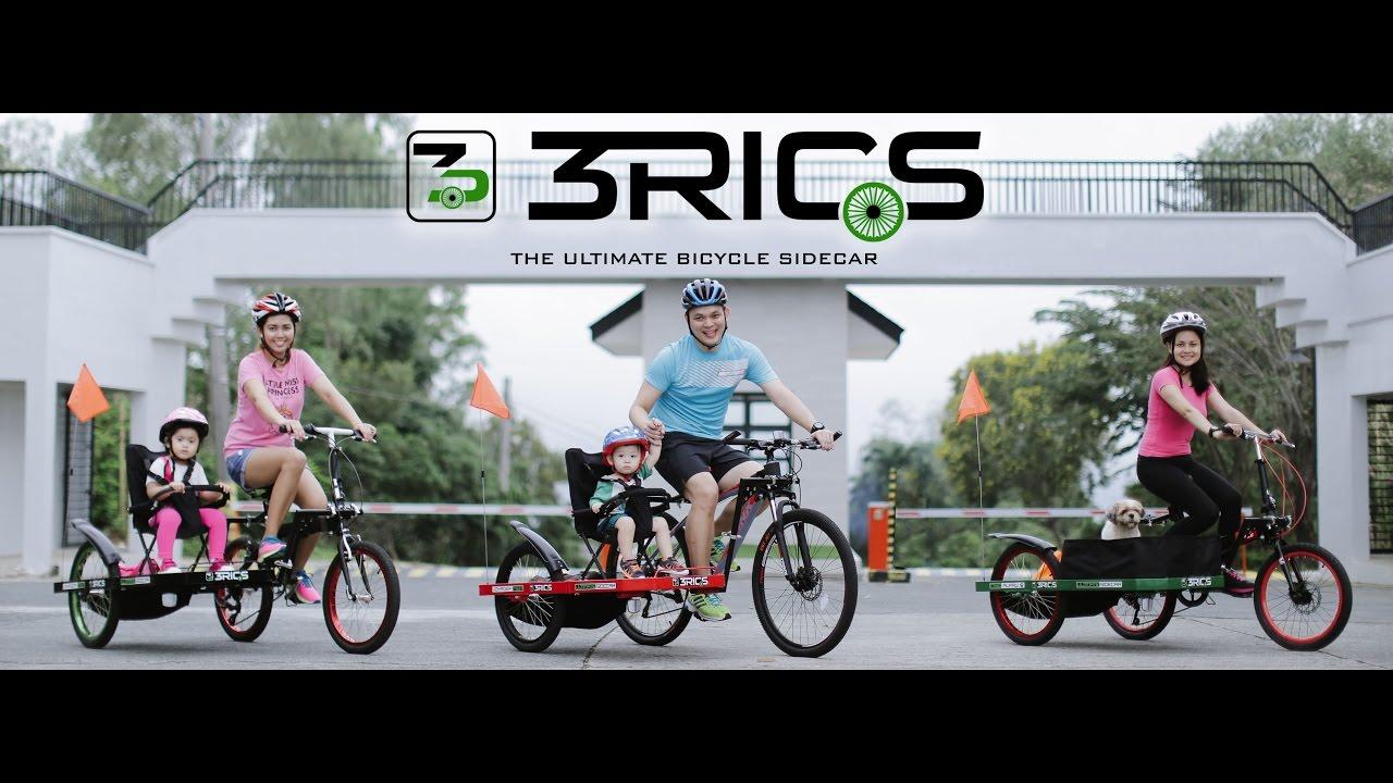 3RICS Bicycle Sidecar