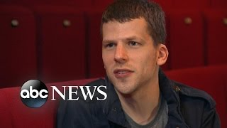 Cafe Society | Jesse Eisenberg Interview