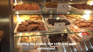 Serenade of the Seas Cruise Ship Embarkation Day Cafe Lattitudes Centrum #RoyalCaribbean