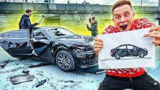 Download я УНИЧТОЖУ ВСЕ, что ТЫ НАРИСУЕШЬ! ЧЕЛЛЕНДЖ! Бедная моя машина... [Герасев] Mp3 and Videos