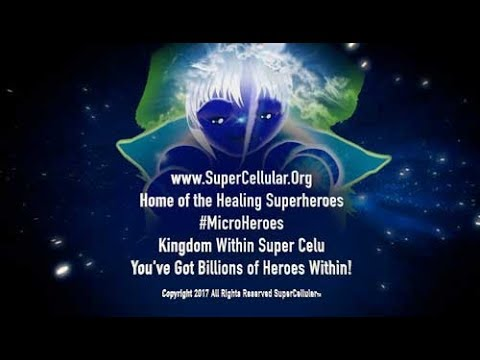 LET THE HEALING BEGIN with Super Celu & Super Cellular ANIME GUIDED IMAGERY