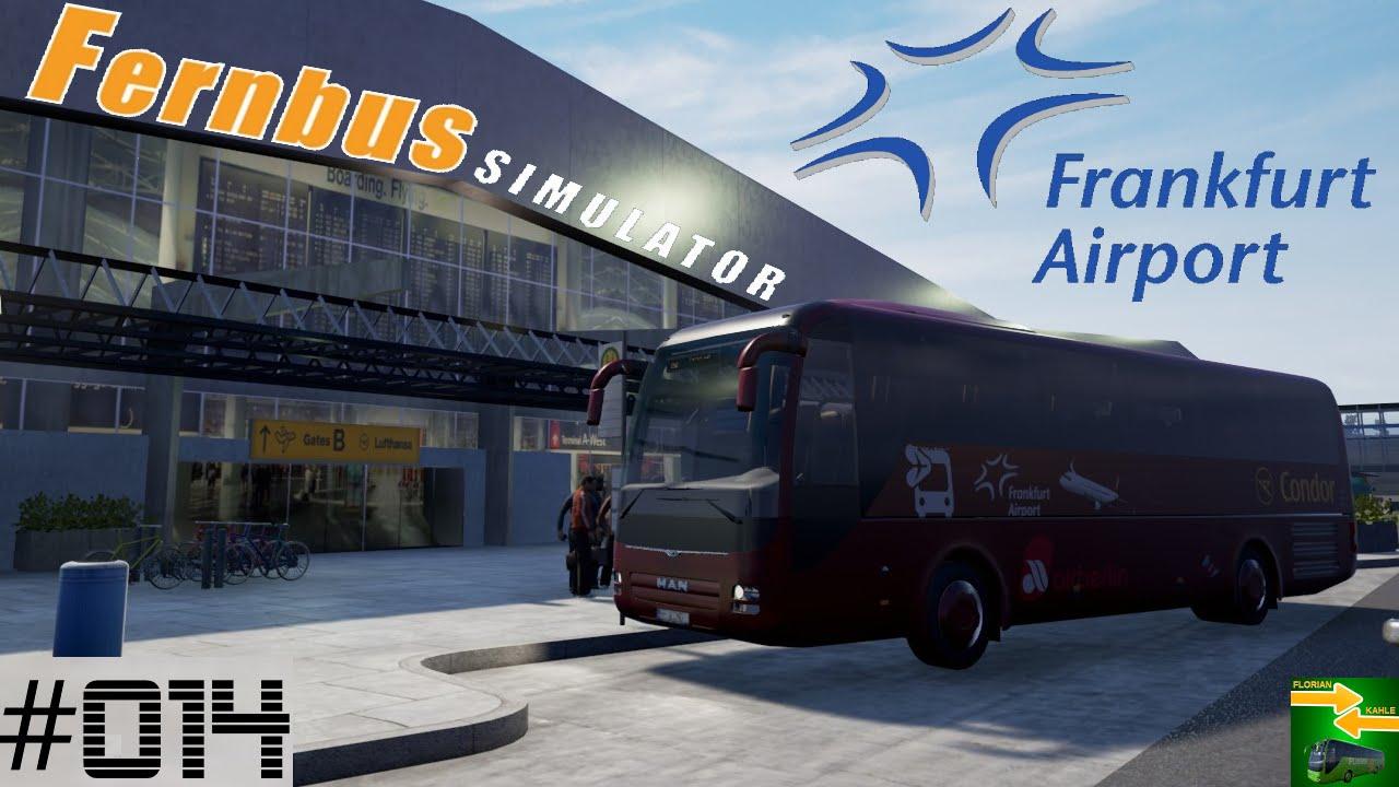 Mein Fernbus Frankfurt