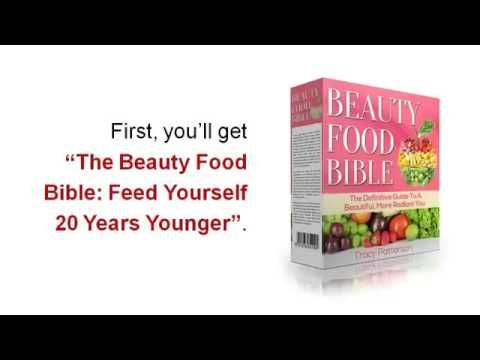 NEW! Beauty Food Bible Special Presentation   Beauty Food Bible Review  Beauty Food Bible