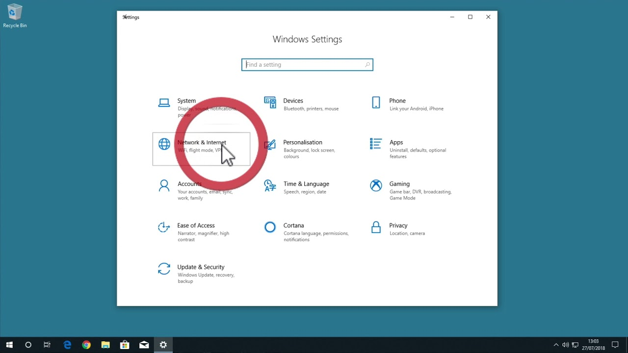 How to setup a Synology NAS Part 13: Connecting to a Shared Folder From  Windows 10