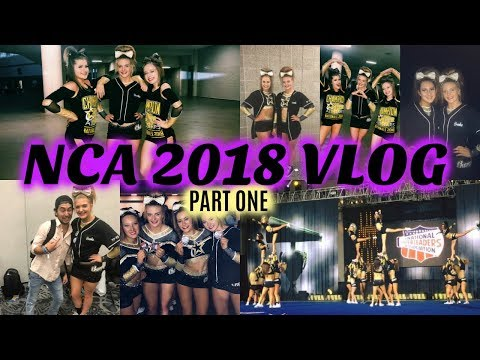 NCA Vlog 2018 Part One