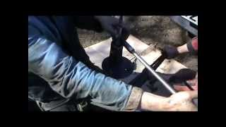 видео Ремонт и настройка амортизатора стойки ВАЗ 2110/2112
