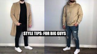Men Fashion for chubby