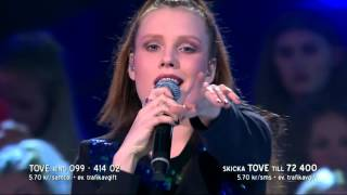 Tove Burman - Not too young - Idol Sverige (TV4)