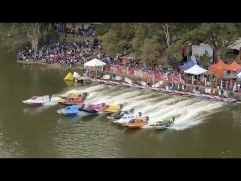 GP Catamarca 2016 - F1 Powerboat