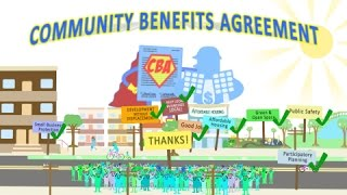 Preventing displacement with a Community Benefits Agreement