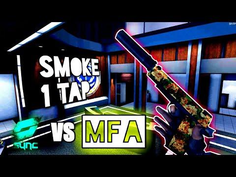 SMOKE 1 TAP! Synchron vs MFA 4V4 scrim