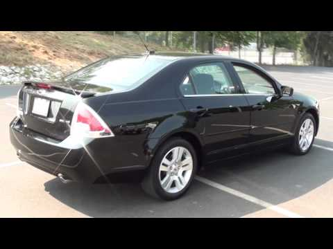 FOR SALE 2008 FORD FUSION SEL V6!!! 1 OWNER!! MOON & TUNE!!! STK 12005A
