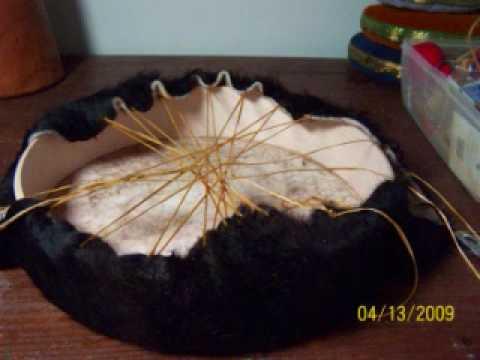 how to make a rawhide frame drum youtube. Black Bedroom Furniture Sets. Home Design Ideas