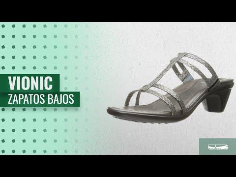 10 Mejores Ventas Zapatos Bajos De Vionic: Vionic Women's Rest BellaII Toepost Sandal