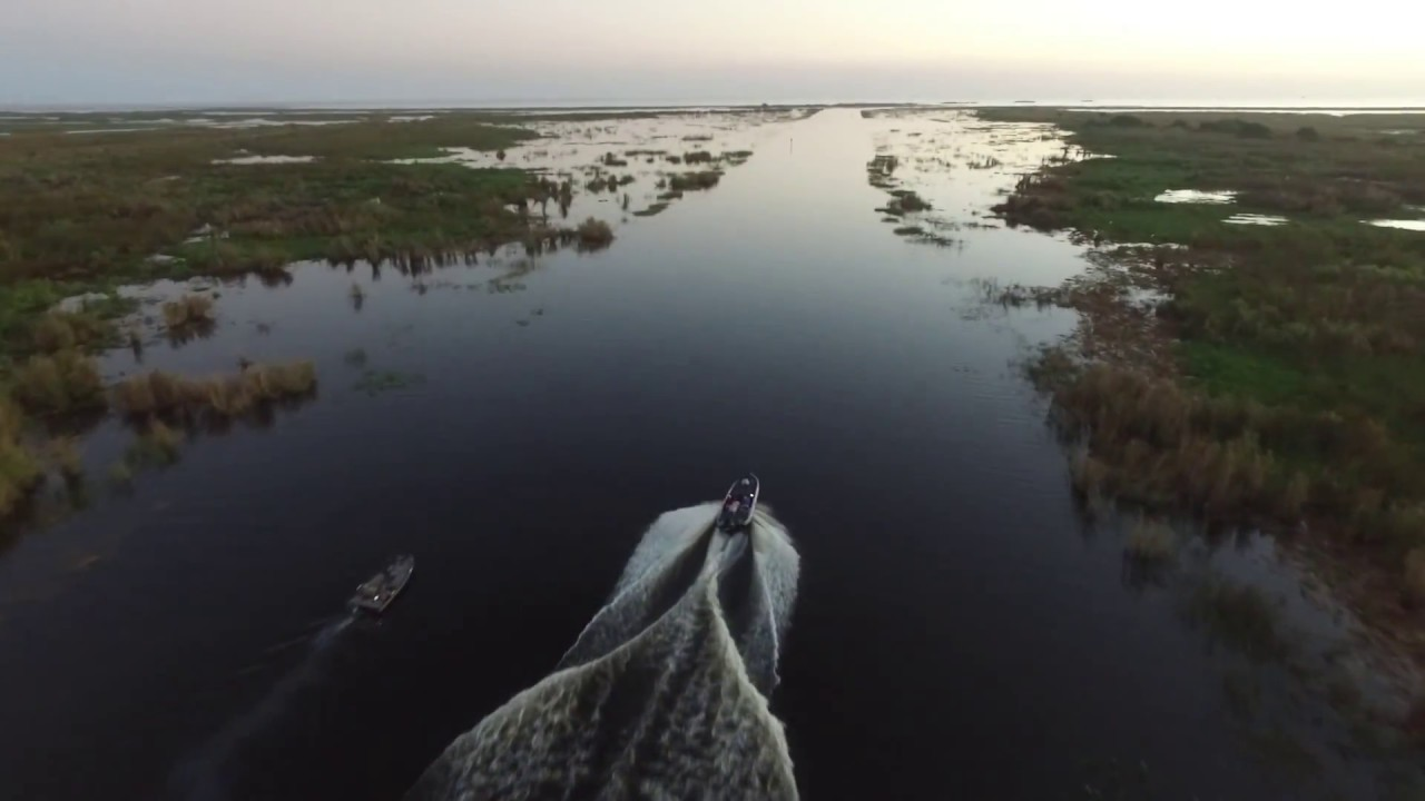 Lake Okeechobee in Clewiston
