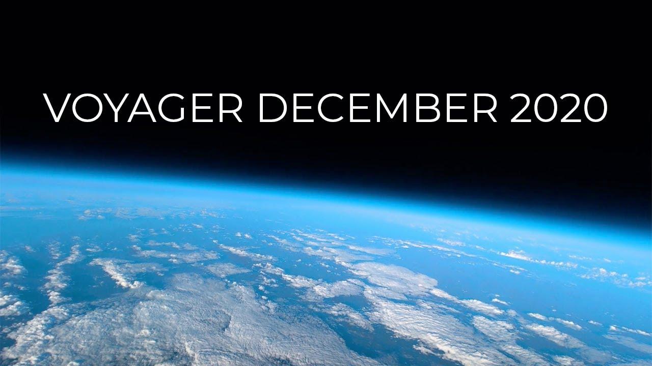 Voyager flight December 2020