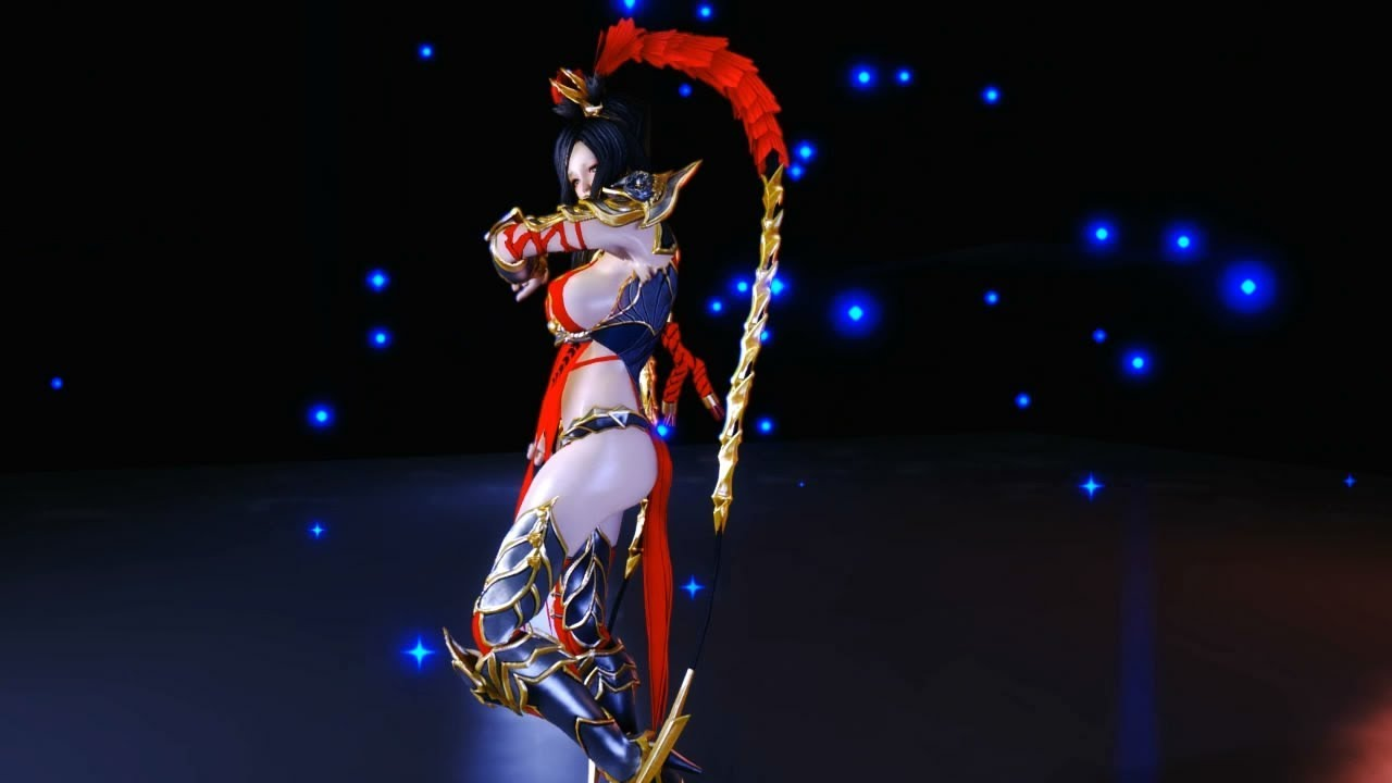 skyrim dance sanguo blade armor smp test2 Free Download