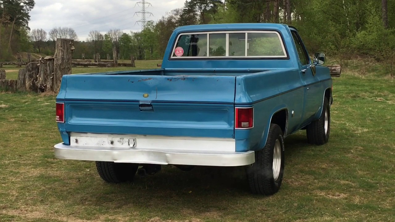 small resolution of chevrolet pick up c20 350 v8 1977