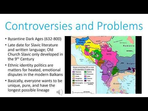 The Slavic Migration/Invasion