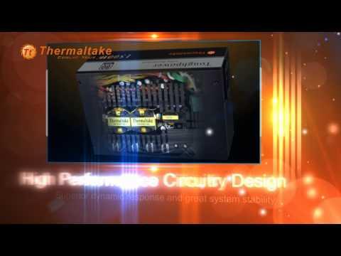 Thermaltake Toughpower 1500W 80PLUS Silver PSU Series