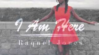 """Raquel Jones """"I Am Here"""" EP Promo"""