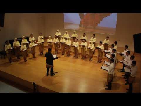 Paduan Suara Mahasiswa Universitas Bakrie  (A Tu Lado by Javier Busto)