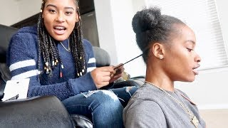 Baixar LETTING MY GIRLFRIEND DO MY HAIR FOR THE FIRST TIME!!!