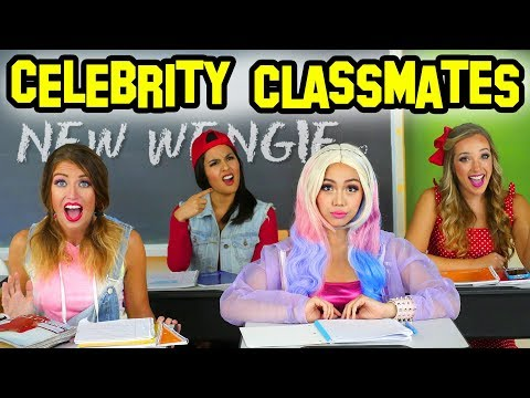 Wengie in Celebrity Classmates? Totally TV