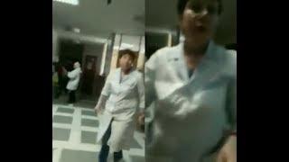 Медсестра отметелила пациента