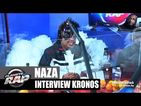 Youtube: Naza – Interview Kronos #PlanèteRap