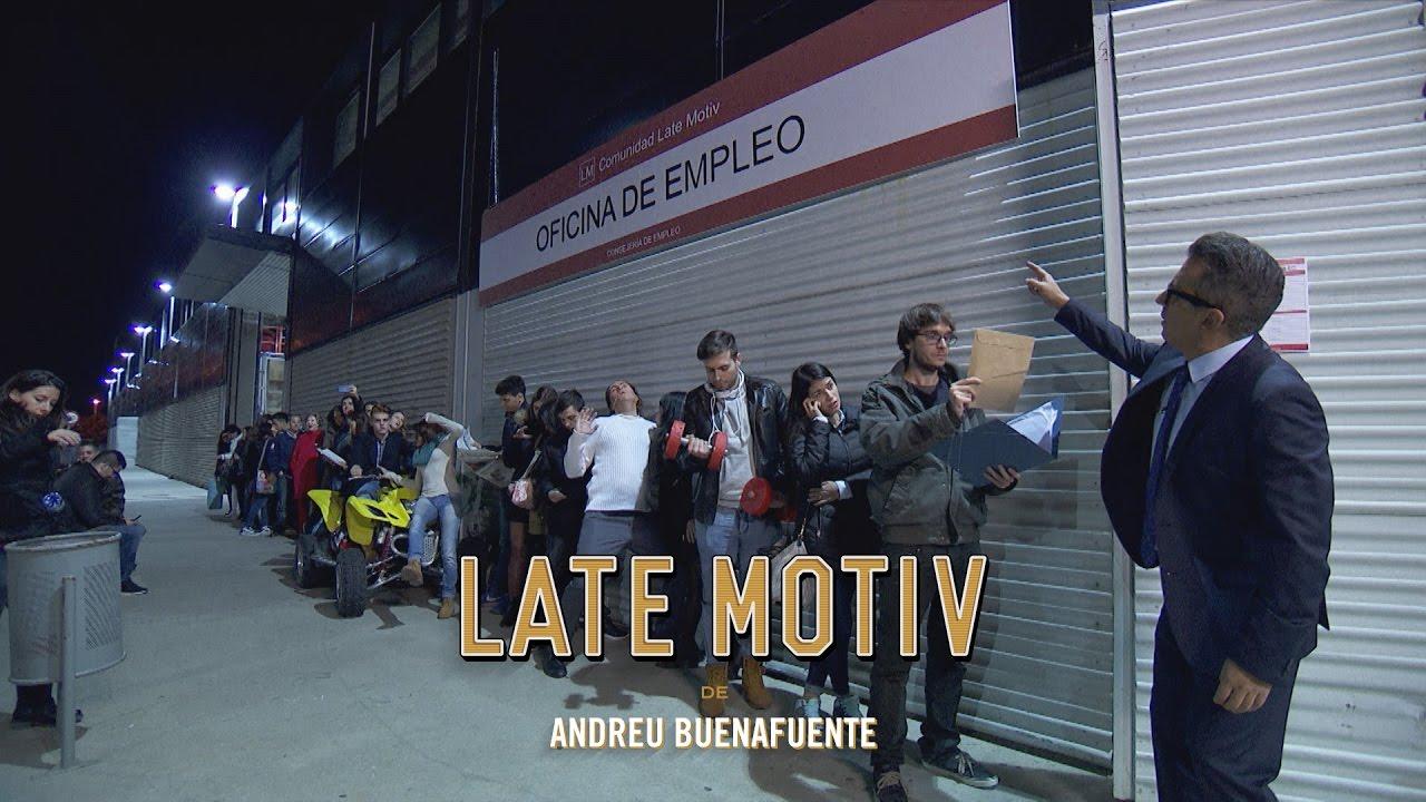 LATE MOTIV - El mannequin challenge de Late Motiv   #Latemotiv149