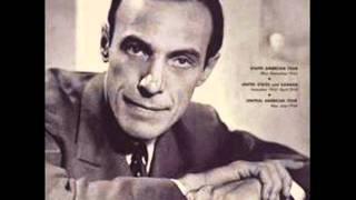 Alexander Brailowsky plays Chopin Waltz in B minor Op. 69 No. 2
