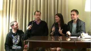 Steve Zissis/Jennifer Lafleur/Mark Kelly SXSW Interview - The Do-Deca-Pentathlon - The MacGuffin