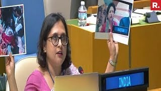 Pakistan Showed Fake Picture To Push Completely False Narrative Accuses India