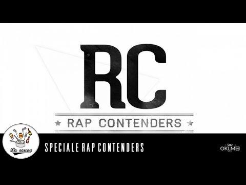 #LaSauce Spéciale Rap Contenders sur OKLM Radio 17/06/16 (Vidéocast)