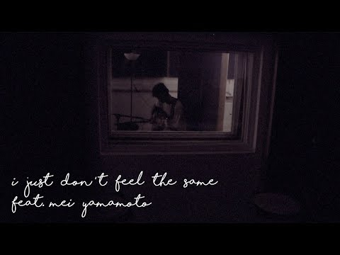 Canada Square - I Just Don't Feel The Same Feat. Mei Yamamoto (Official Music Video)