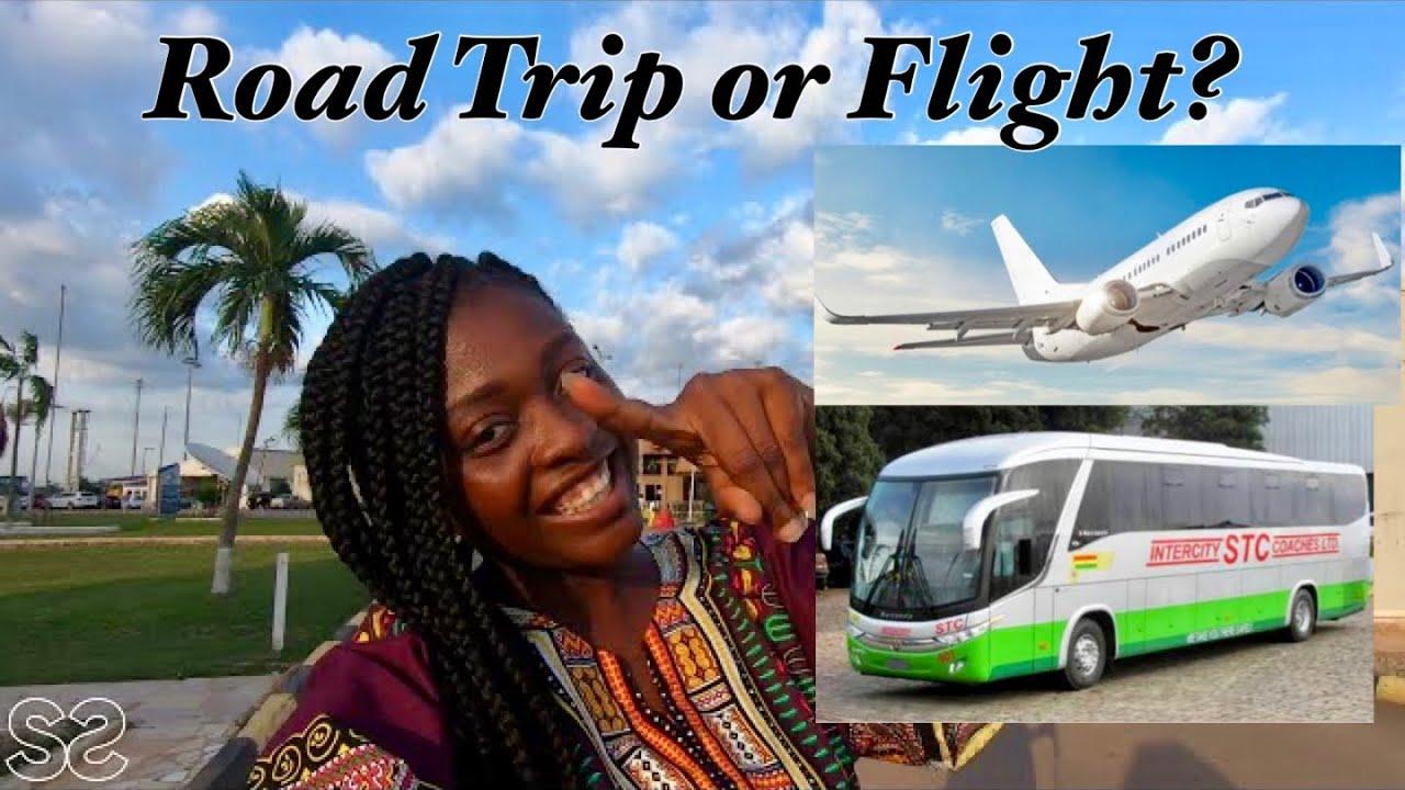 This is Kumasi Ghana|| Accra to Kumasi by Road, Kumasi to Accra by Flight- Kumasi Airport
