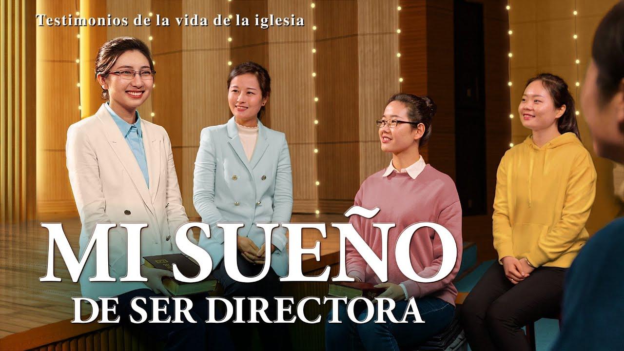 Testimonio cristiano 2020 | Mi sueño de ser directora (Español Latino)