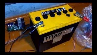 видео Аккумулятор автомобильный Titan Euro Silver 63 А/Ч 530 A прям. пол. (242*175*190)