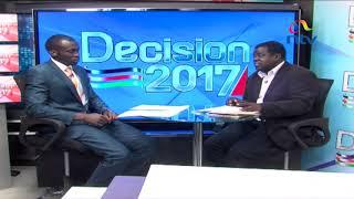 Omtata proposes devolving of the presidency