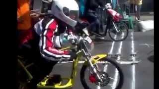 Video Drag Bike Resmi Mio 200cc download MP3, 3GP, MP4, WEBM, AVI, FLV Juni 2018