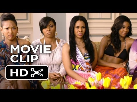Think Like A Man Too Movie CLIP - Heard You At The First Old (2014) - Kevin Hart Sequel HD