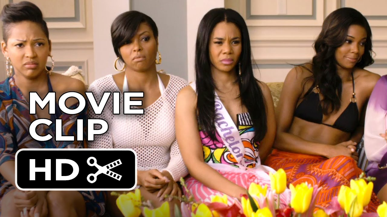 Think Like A Man Too Movie CLIP - Heard You At The First ...