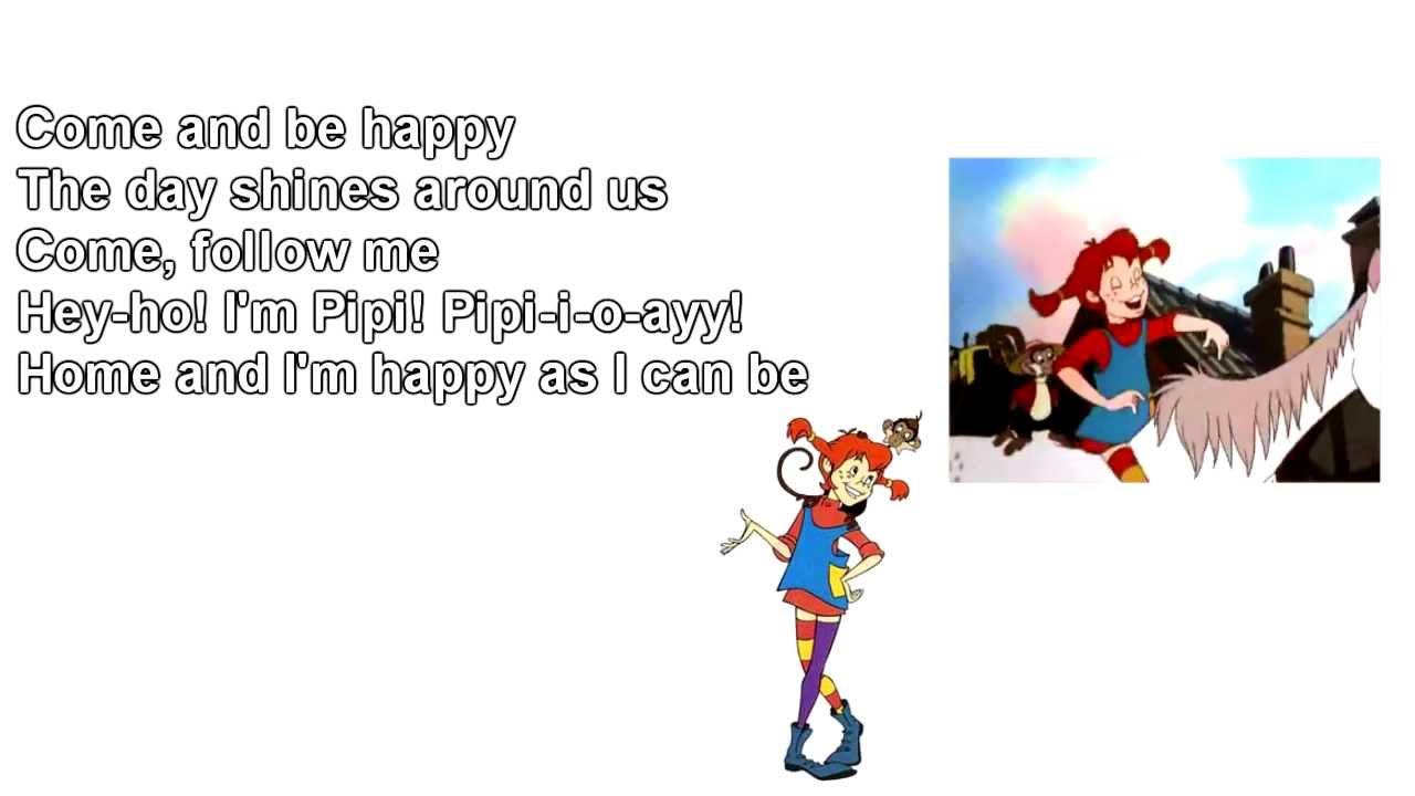 Song Pippi Langstrumpf