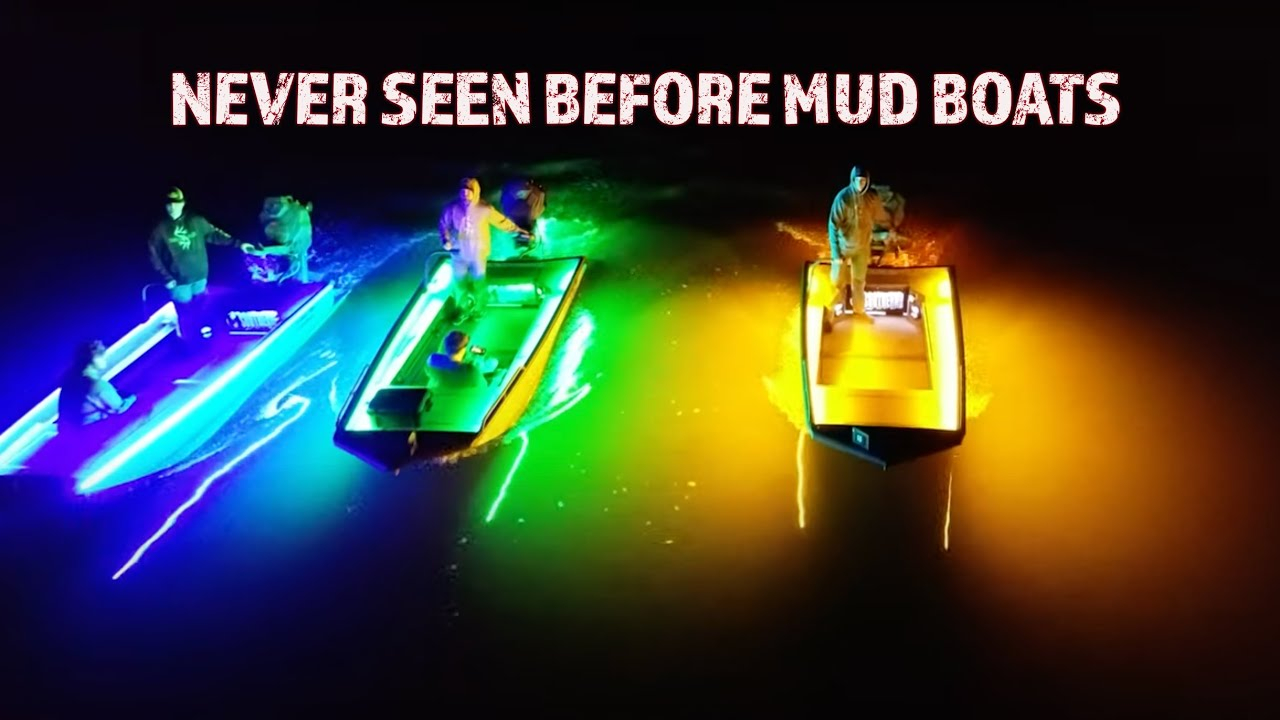 Led Duck Boat Light Southern Lite Led 12 000 Lumen Youtube